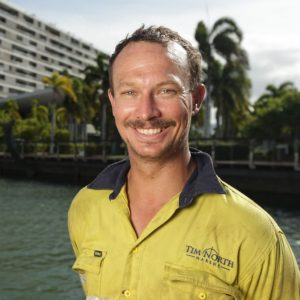 About Us ǀ Tim North Marine ǀ Meet the Team, Ryan Kobalt ǀ Tug Boat Charters ǀ Boat Mooring Installations ǀ Boat Mooring Supplies Australia