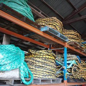 Rope & Mooring Supplies ǀ Tim North Marine ǀ Mooring Line Specialists ǀ Rope Fabrication