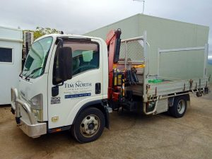 Truck & Crane Hire ǀ Tim North Marine ǀ Plant & Equipment Hire