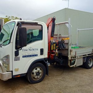 Hiab Truck and Crane Hire ǀ North Marine ǀ Plant and Equipment Hire QLD