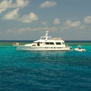 Cairns Superyacht Services and Cairns Port Facilities for superyachts visiting the Great Barrier Reef