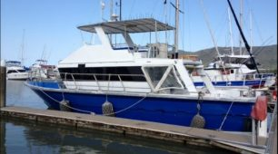 Workboat for Hire 'MV Viking' Cairns ǀ North Marine ǀ Support Vessel Charter