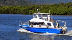 Workboat for Hire ǀ North Marine ǀ Support Vessel Charter 'MV VIking'