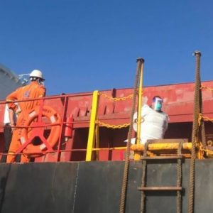 Crew Transfer Vessel Company, Launch Service Rates for Port of Cairns, Mackay, Hay Point, Queensland