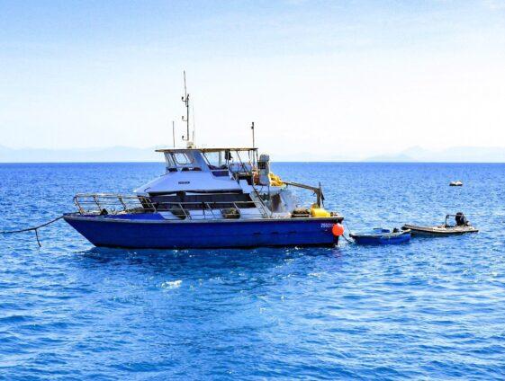 Workboat 'MV Viking' 2C