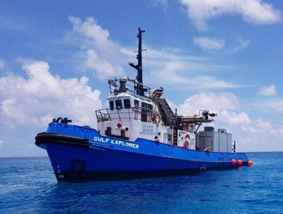 Tug Boat 'Gulf Explorer' 2B