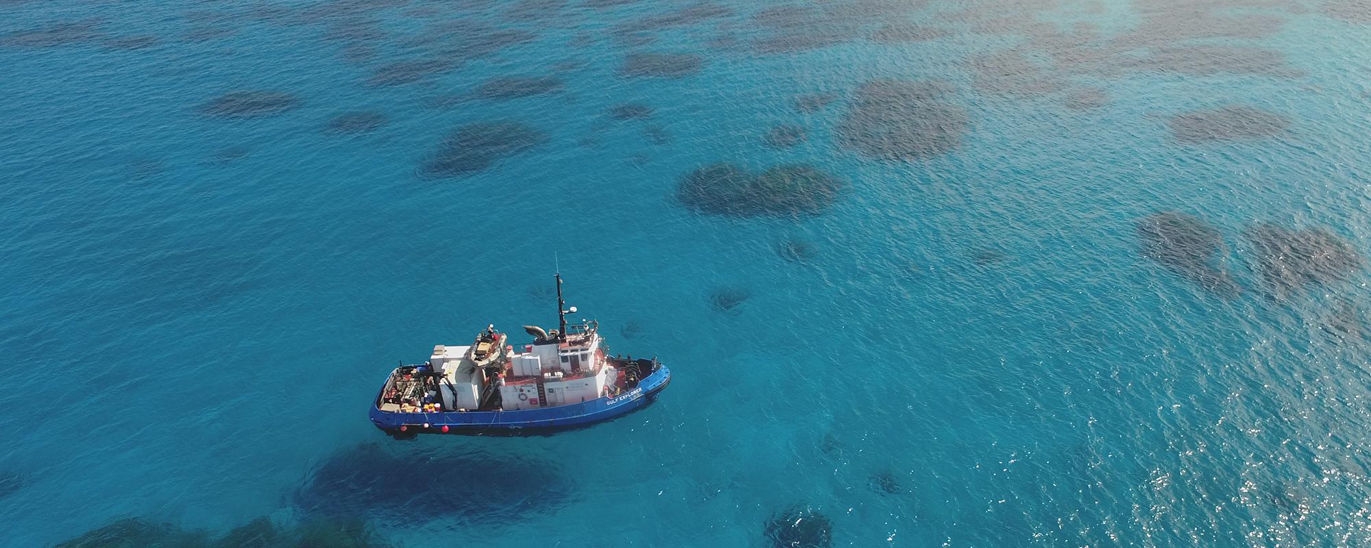 Offshore Supply Vessels in Queensland