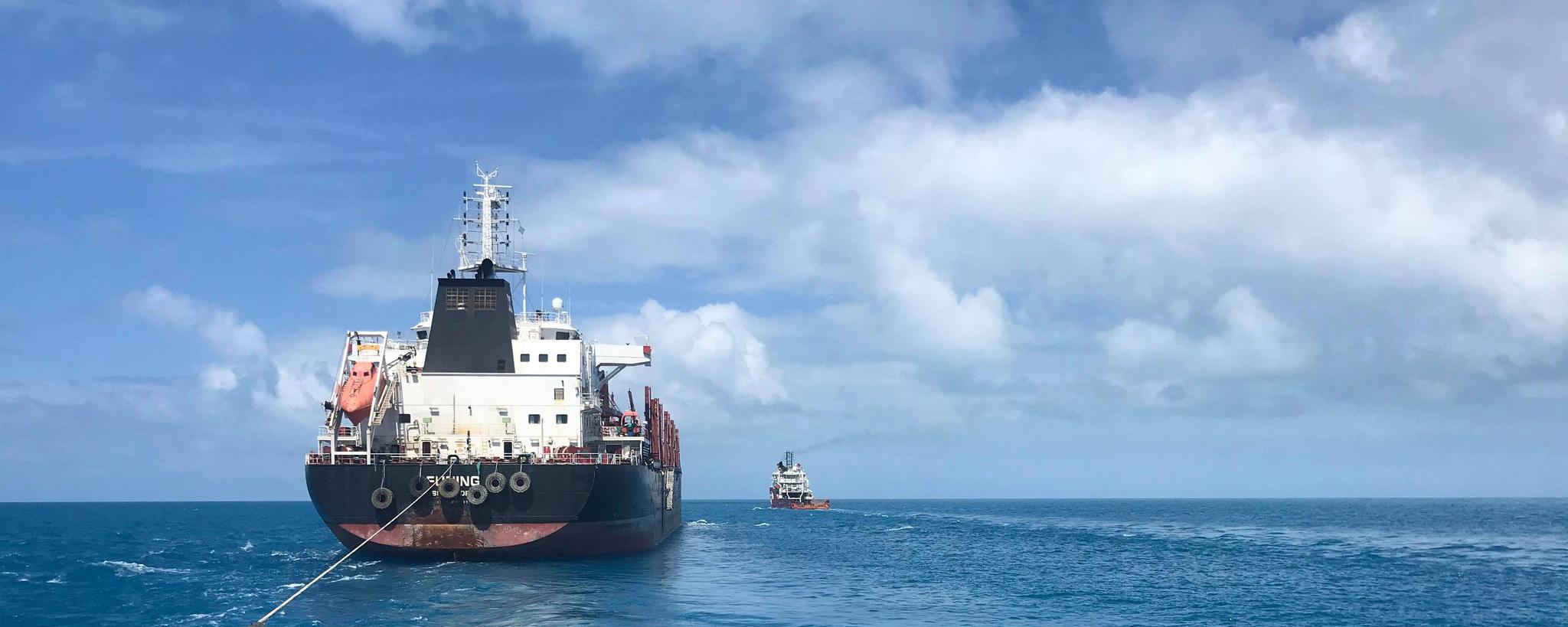 Crew Transfer Vessel & Ship Launch Service