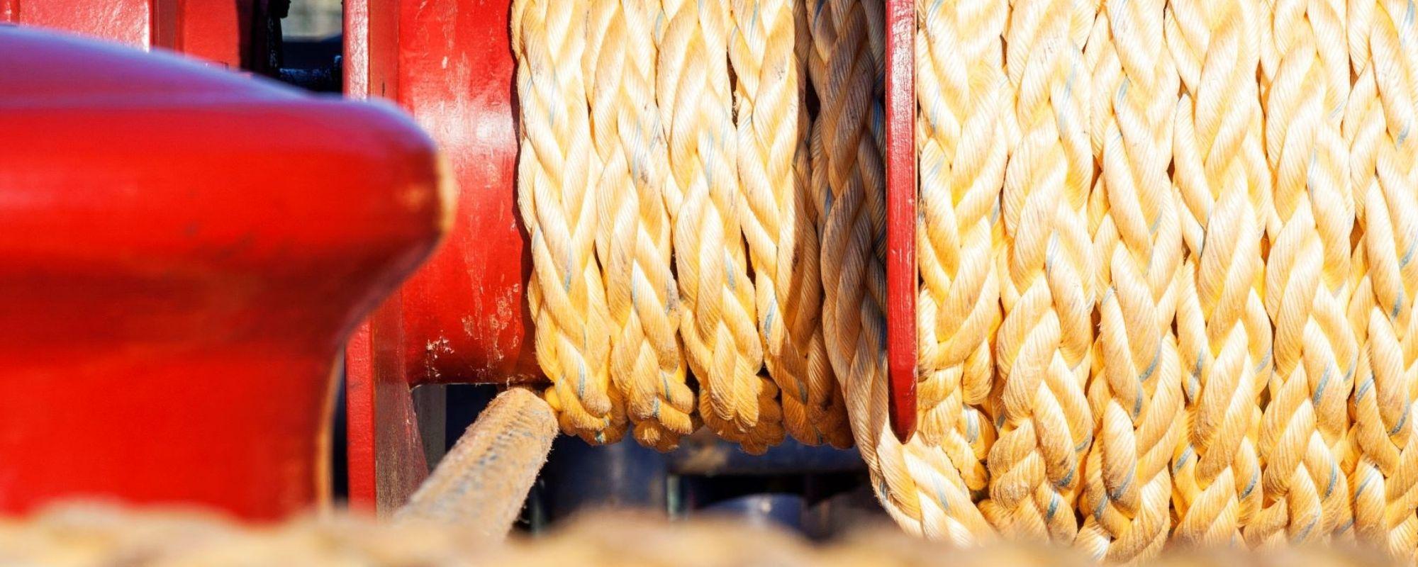 Rope Supplies & Mooring Fabrication