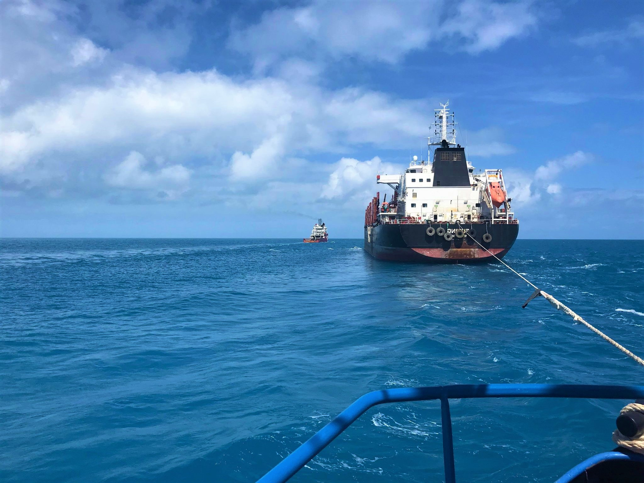 Tug Boat Charters in Queensland